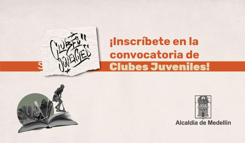 Inscríbete en la convocatoria de Clubes Juveniles 2021 Universos posibles