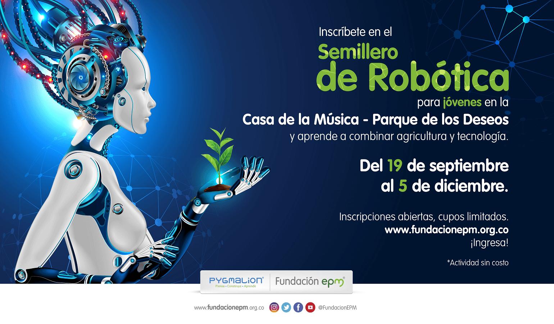 Si te apasiona la tecnología y la preservación de los recursos naturales ¡Esta oportunidad es para ti!