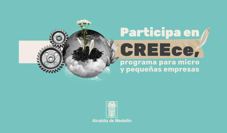 Participa en CREEce, un programa para micro y pequeñas empresas
