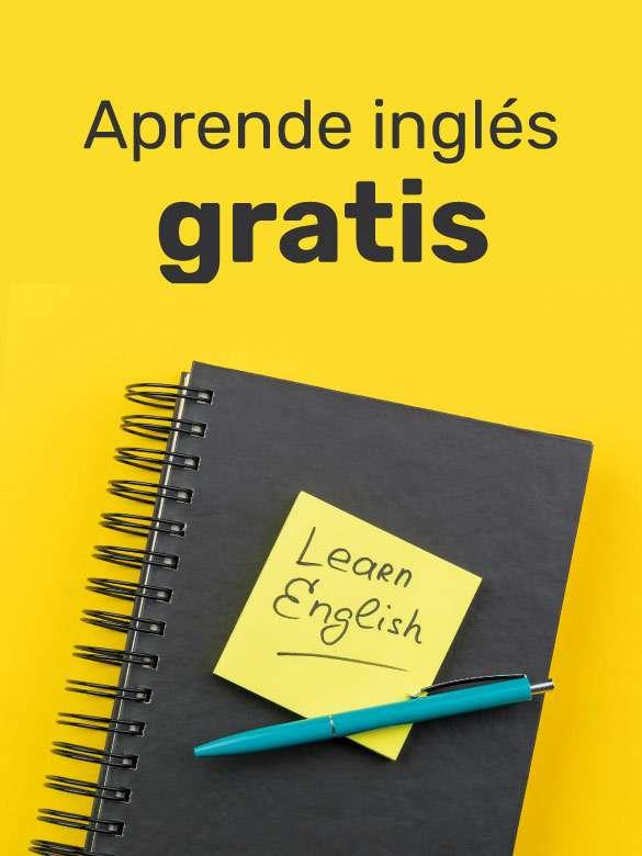 Estudia inglés