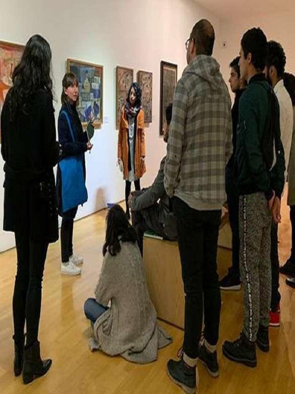 Conéctate al seminario 'Historia del arte latinoamericano moderno y contemporáneo'