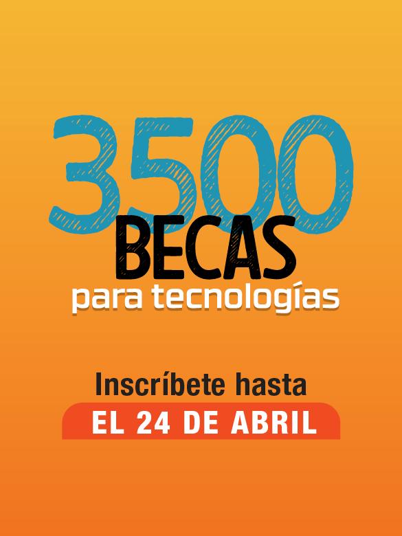 ¿Quieres estudiar una tecnología becado en el ITM, Colmayor, Pascual Bravo o Tecnológico de Antioquia?