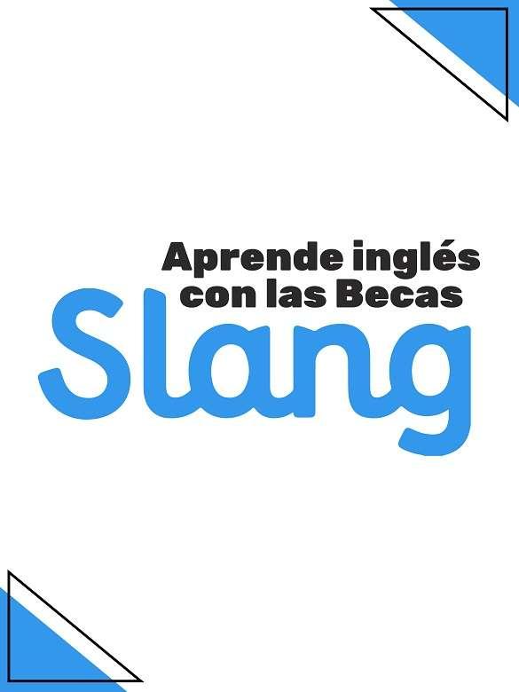 Lleva tu inglés al siguiente nivel con esta beca de Comfama en alianza con Slang