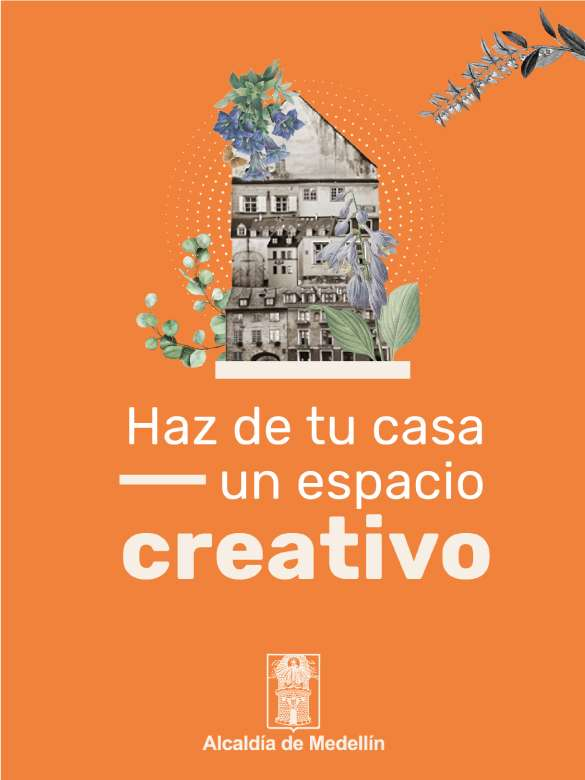 Haz de tu casa un espacio creativo con una serie de video tutoriales del Museo de Arte Moderno de Medellín