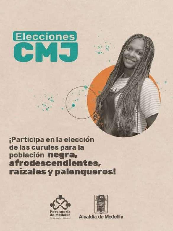 Decide en la elección de las curules de jóvenes negros, afro, raizales y palenqueros al CMJ