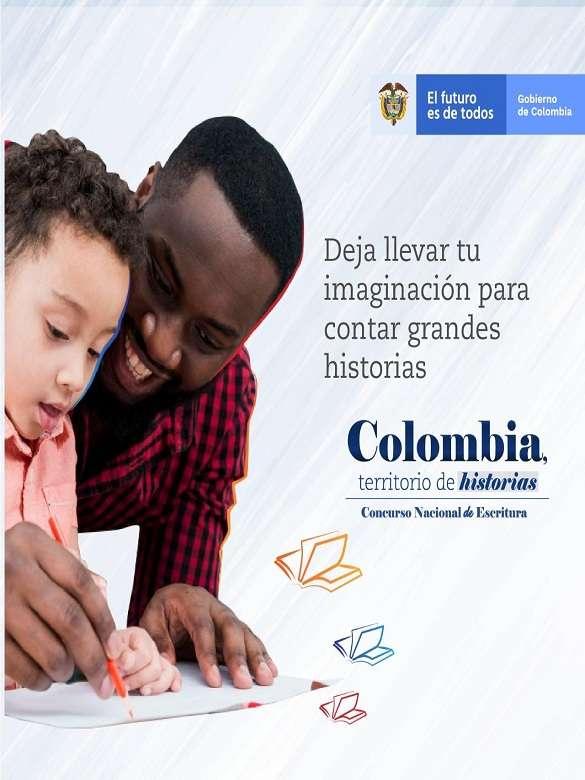 Participa en el Concurso Nacional de Escritura: Colombia, Territorio de Historias