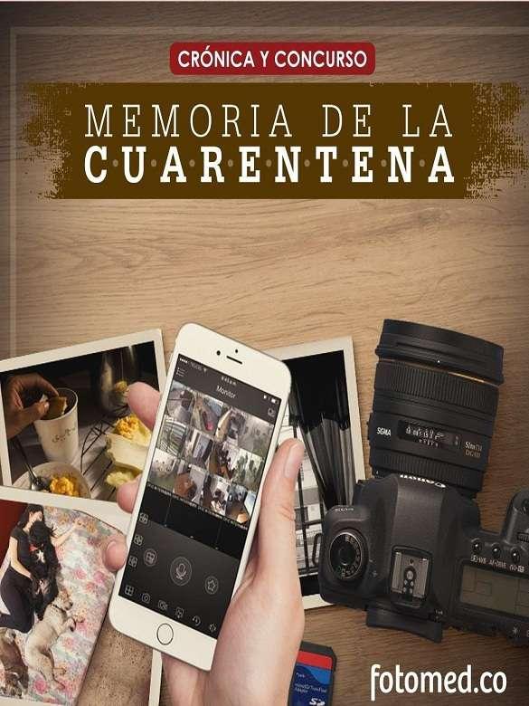 Participa en el concurso 'Memoria de la cuarentena' enviando tus mejores fotografías