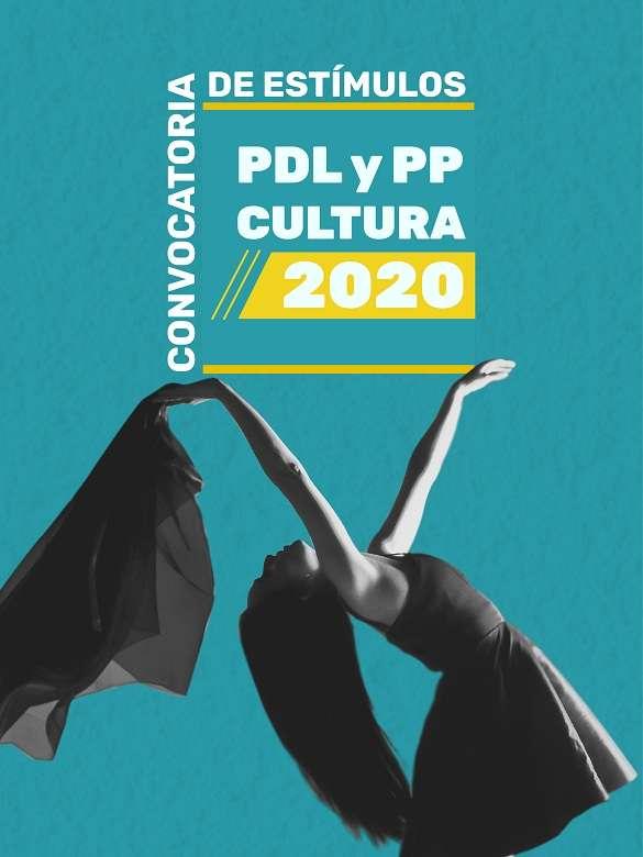 Postula tus proyectos a la Convocatoria de Estímulos PDL y PP Cultura 2020