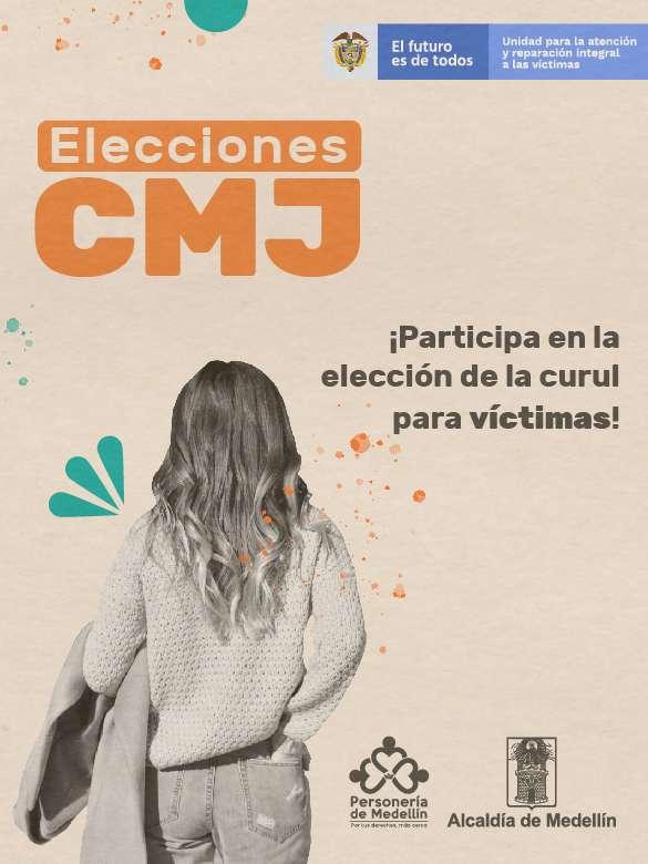 ¿Quieres participar de la elección de la curul de jóvenes víctimas al CMJ?