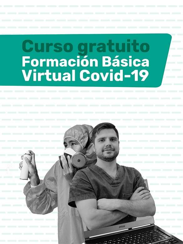 Realiza el curso gratuito: Formación Básica Virtual COVID-19