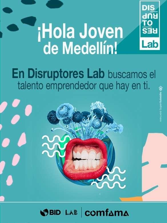 ¡Descubre tus talentos extraordinarios con Disruptores Lab!