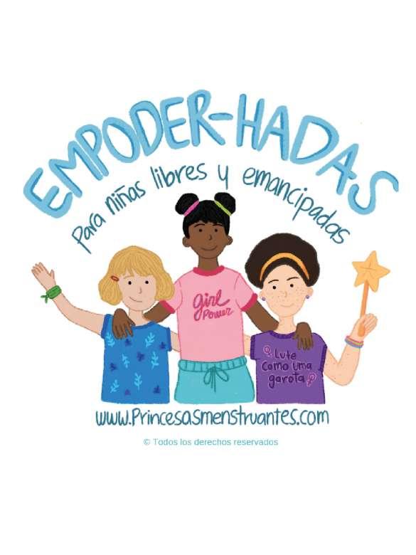 Te invitamos a la presentación del Oráculo EmpoderHadas: para niñas libres y emancipadas