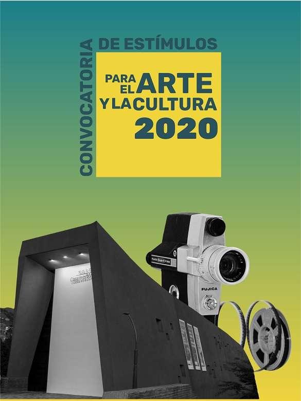 Participa en la tercera fase de la Convocatoria de Estímulos para el Arte y la Cultura
