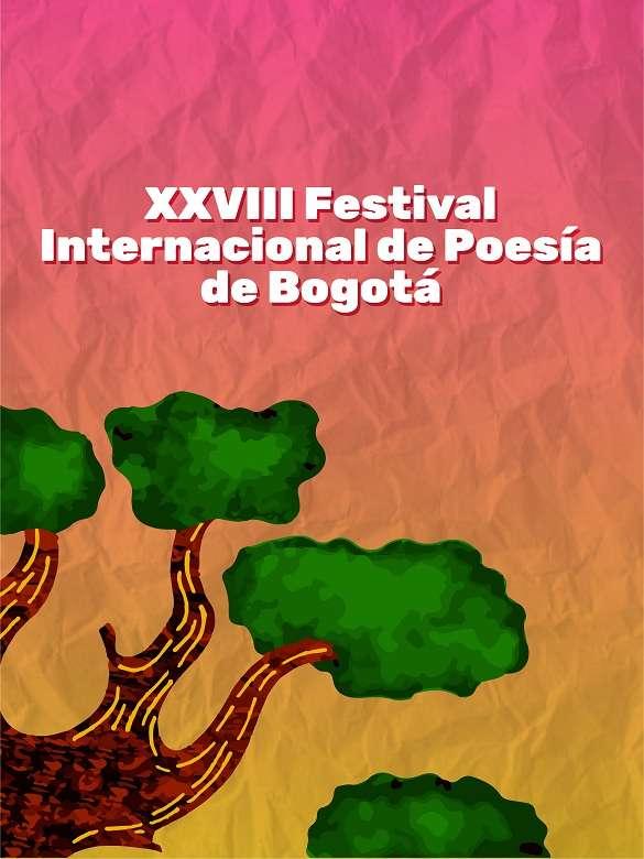 Conéctate a la programación del XXVIII Festival Internacional de Poesía de Bogotá