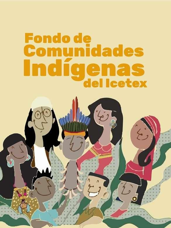 Conoce el fondo de créditos condonables para el acceso de personas indígenas a la educación superior