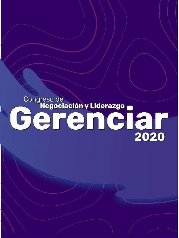 Participa en el Congreso de Negociación y Liderazgo: Gerenciar 2020