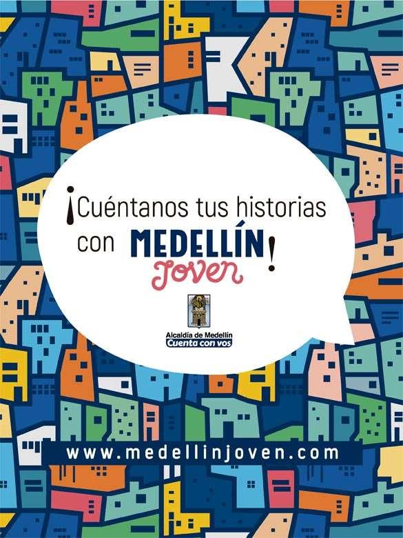 ¡Cuéntanos cómo Medellín Joven ha sido un aporte para ti!