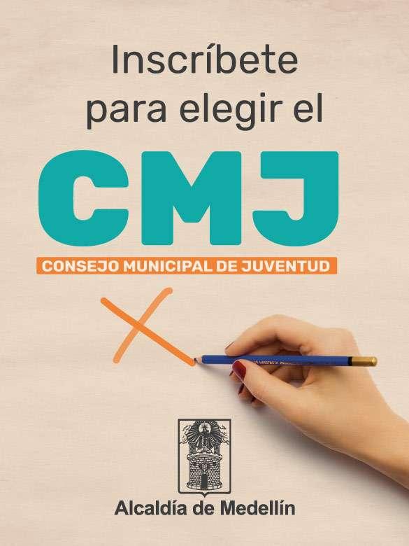 Inscríbete para participar de las elecciones al Consejo Municipal de Juventud (CMJ)