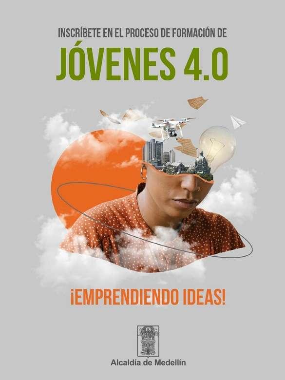 Potencia tus ideas de negocio con la convocatoria Jóvenes 4.0: Emprendiendo Ideas