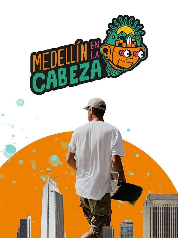 Inscríbete para callejear y aprender con los recorridos virtuales de Medellín en la Cabeza