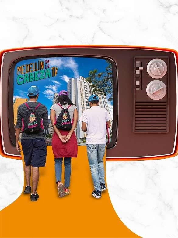No te pierdas ni un solo capítulo de Medellín en la Cabeza TV