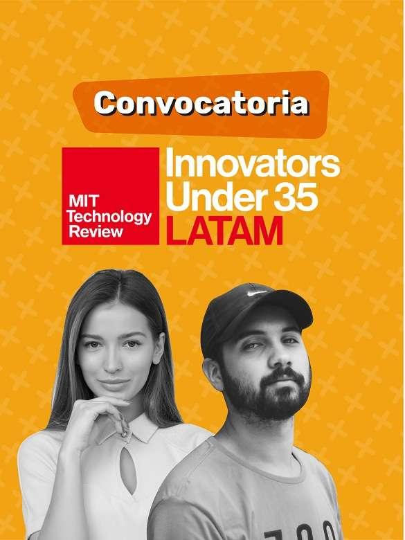 MIT Technology Review busca las ideas más disruptivas entre personas menores de 35 años en América Latina