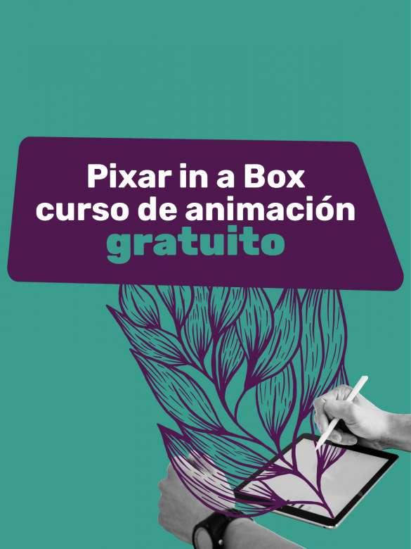 Aprende de animación mientras descubres cómo hacen su trabajo los artistas de Pixar