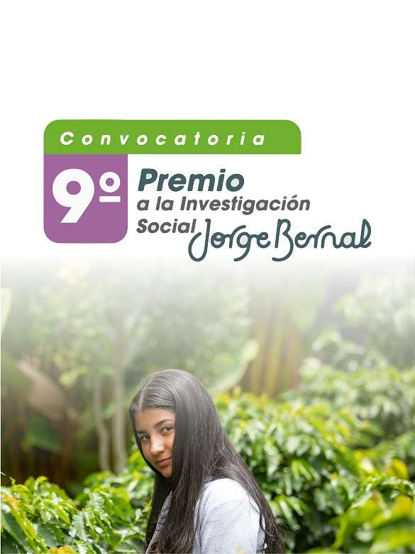 Postúlate a la 9° versión del Premio Jorge Bernal a la  investigación social