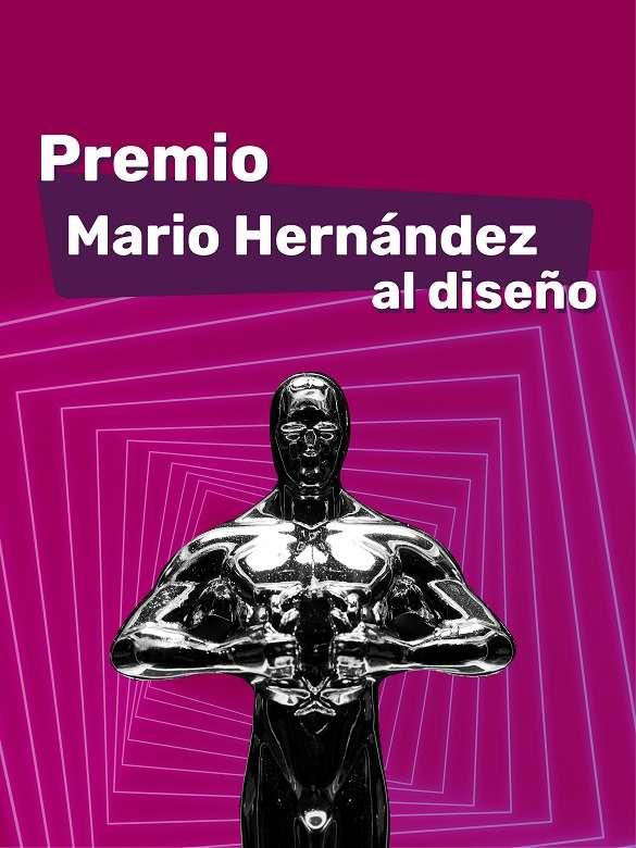 Participa en el Premio Mario Hernández al diseño y podrás ganar una beca de estudio