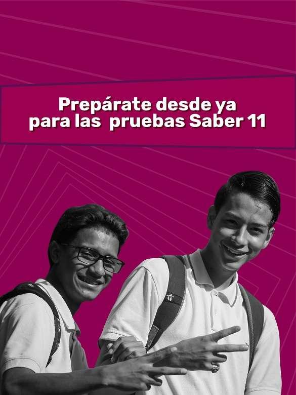 Prepárate para las pruebas Saber 11 con la estrategia SaberEs: el momento de escribir tu futuro