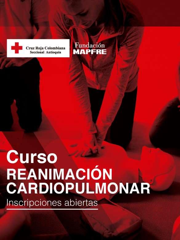 ¡Aprende reanimación cardiopulmonar!