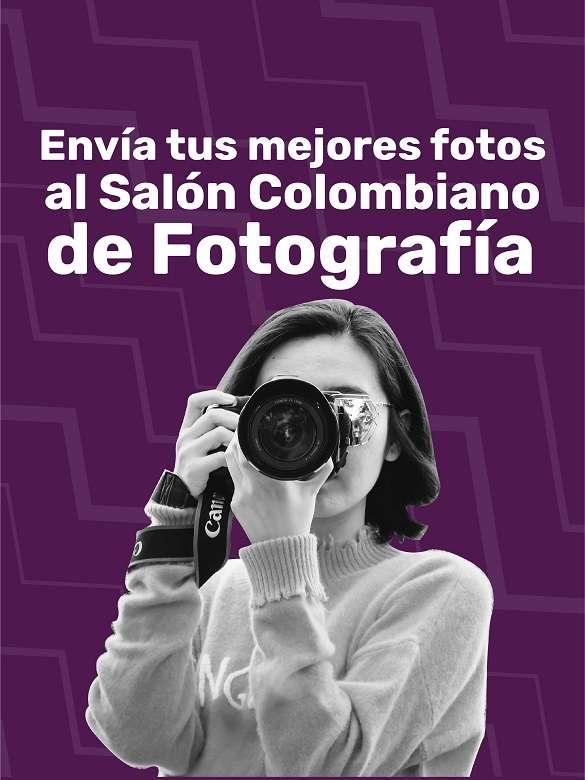 Si lo tuyo es capturar imágenes, inscríbete en el Salón Colombiano de Fotografía