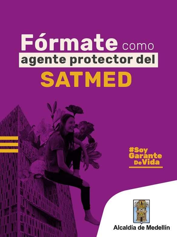 Fórmate como Agente Protector del SATMED