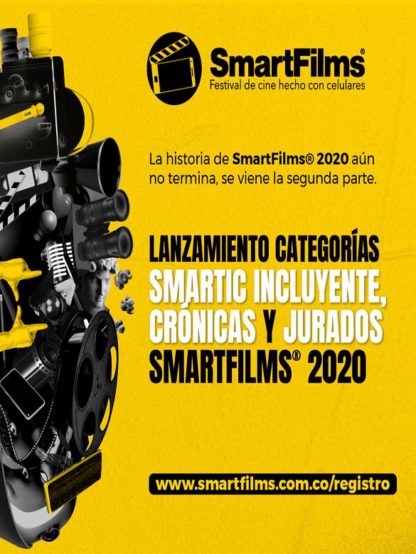 ¡Captura las mejores imágenes con tu celular o tableta y participa en el Festival SmartFilms!