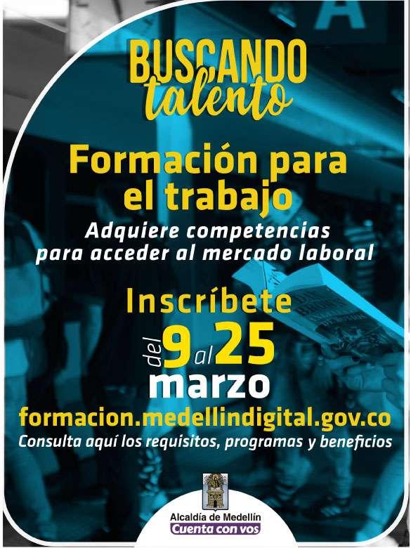 ¡Adquiere competencias para acceder al mercado laboral!