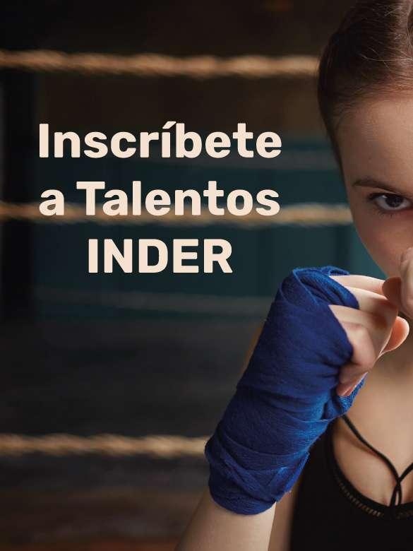 Participa en la convocatoria Talentos Inder Medellín