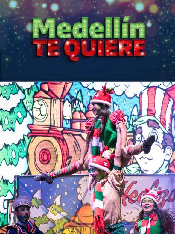¡Disfruta las festividades decembrinas con la amplia oferta artística y cultural de la Feria de la Navidad 2019!