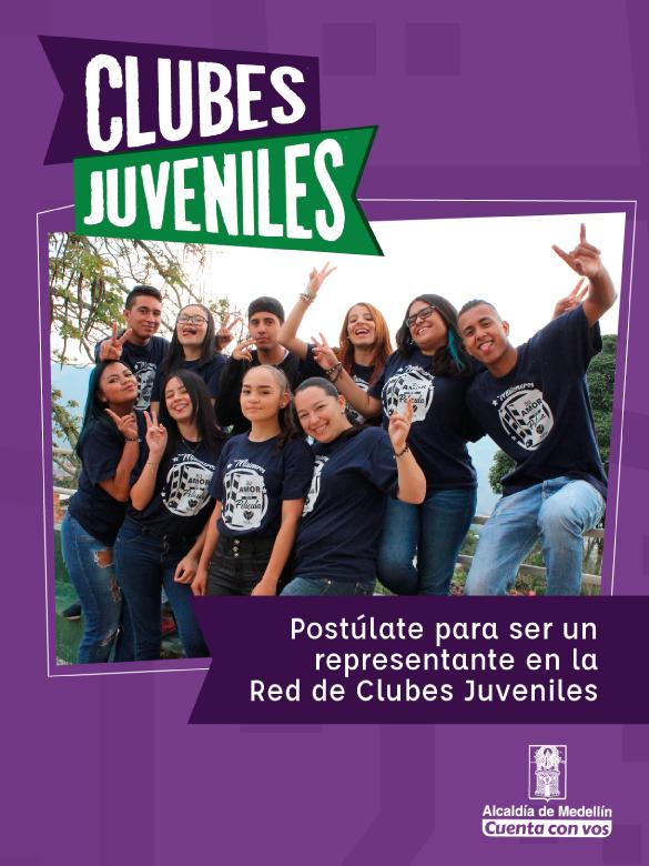 ¡Ampliación de plazo para enviar la documentación si te postulaste para ser un representante en la red de Clubes Juveniles!