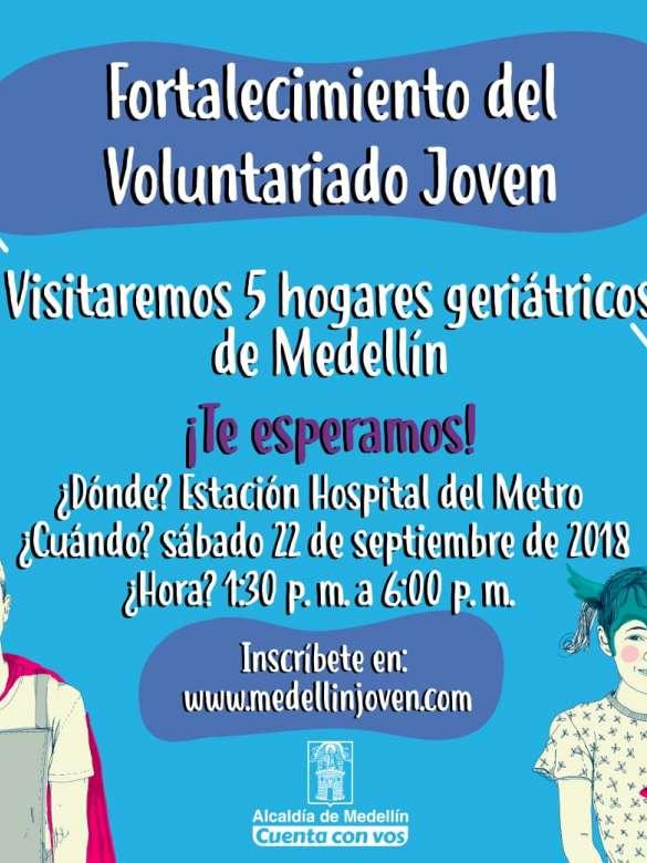 ¡No te pierdas la segunda movilización de Voluntariado Joven!