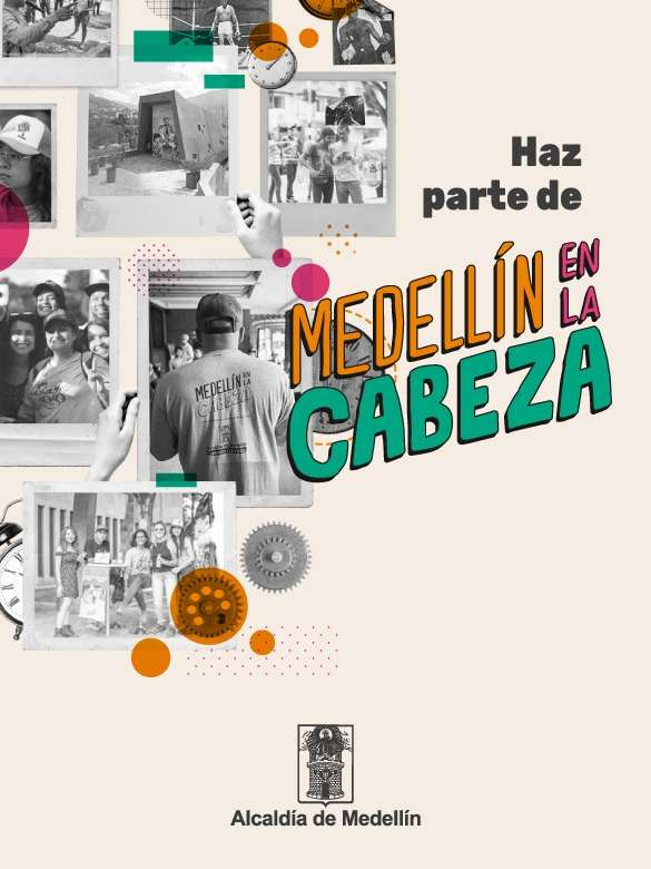 ¡Medellín en la Cabeza está de vuelta! Inscríbete