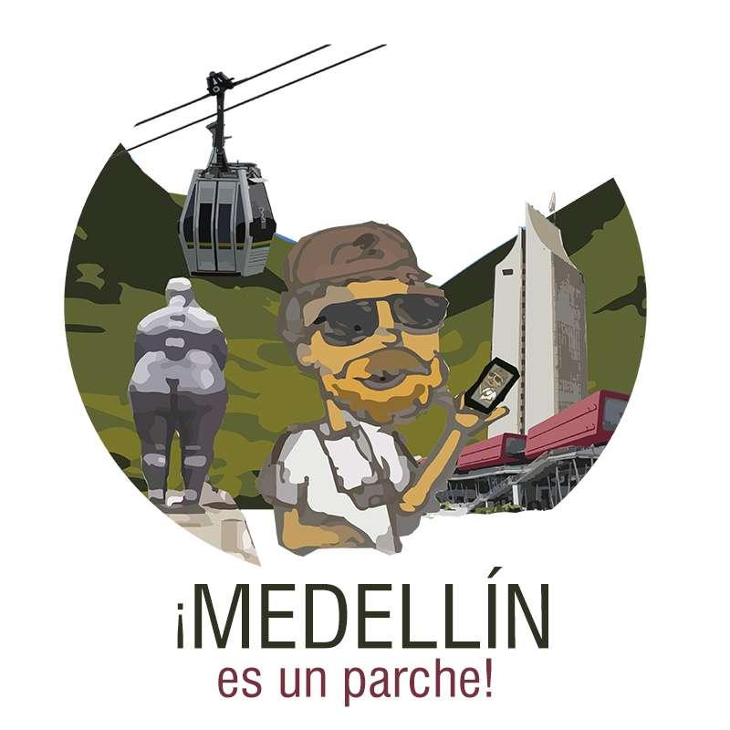 Medellín es un parche