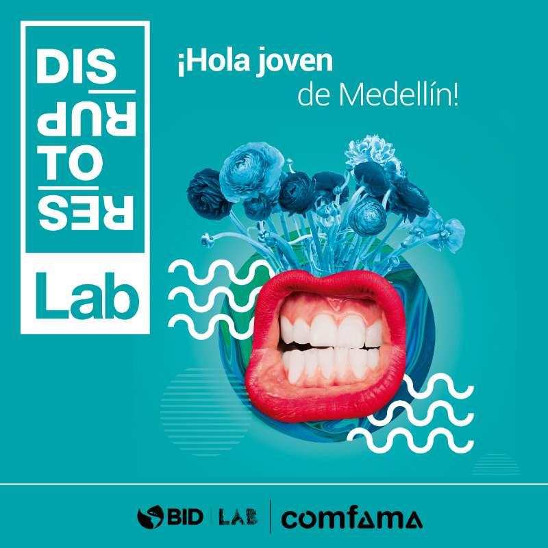 Disruptores Lab