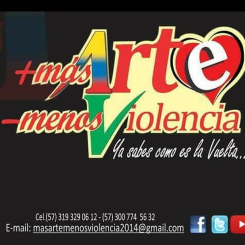 Más arte menos violencia
