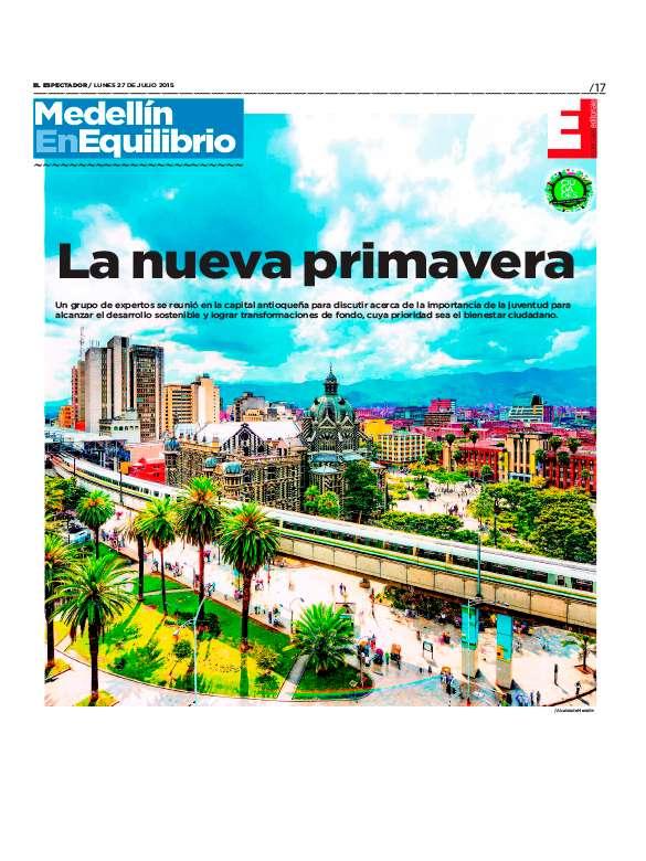 Medellín en equilibrio