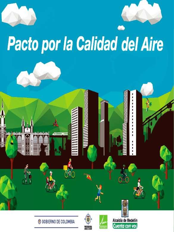 Pacto por la calidad del aire