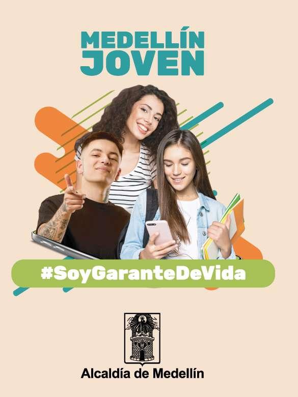 Súmate a Medellín Joven, el portal de las oportunidades para las juventudes